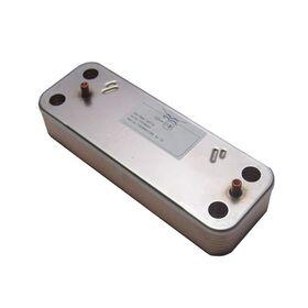 BAXI Теплообменник ГВС на 10 пластин 711612600
