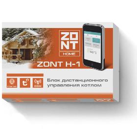 GSM термостат ZONT H-1V