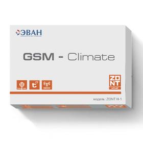 GSM термостат ZONT H-1